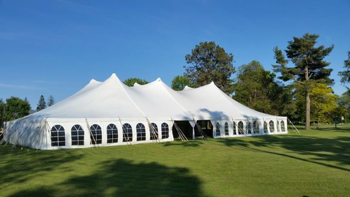 Outdoor Party Tents For Rent Large White Tent Rentals