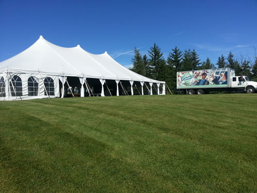 Tent Rental Packages