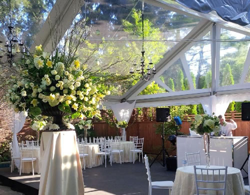 Gervais Party Tent Rentals For Corporate Special Events