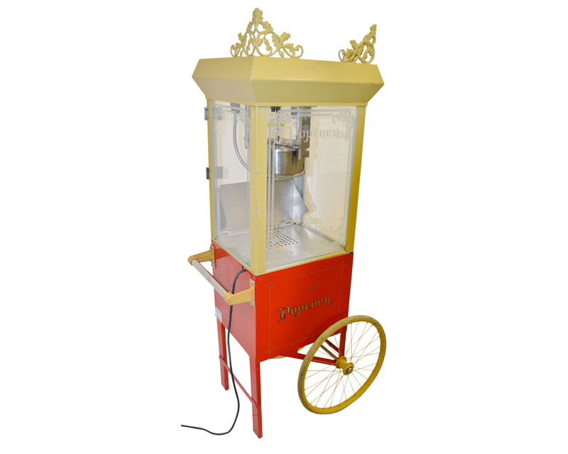 rentals popcorn machine