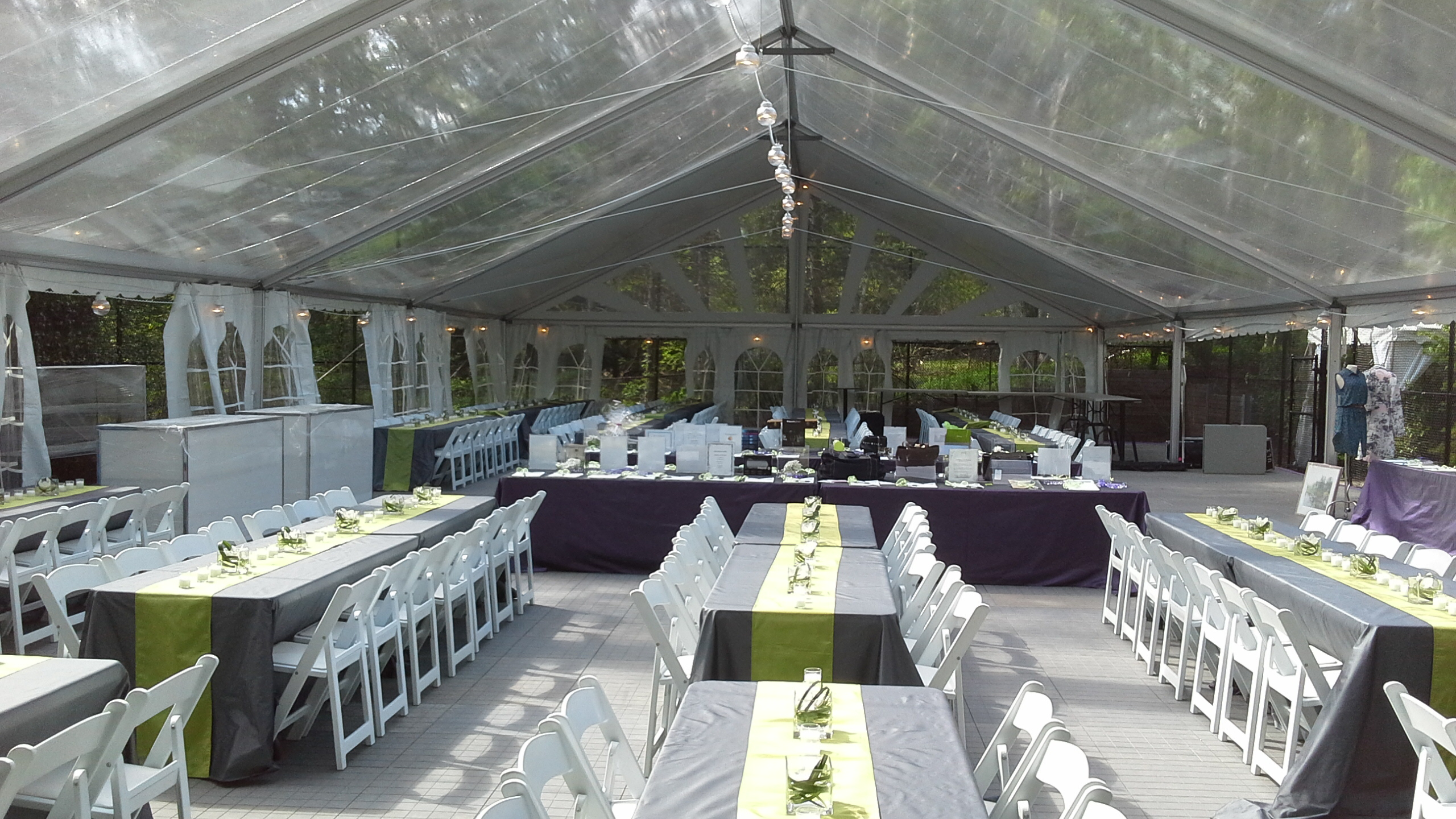 we cater for private parties and corporate events by providing an exclusive range of tents and accessories.